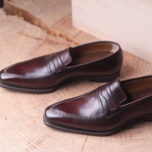 1-0ut 20 – A Small series of loafers  in Good year welted shoes
