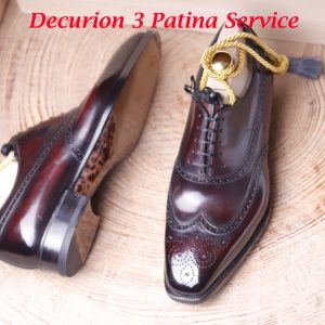 1- Decurion 3 Patina service
