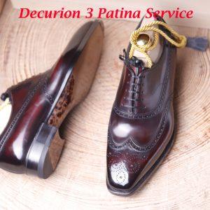 1\E- Decurion 3 Patina service