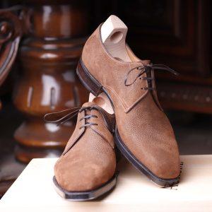Fabiana With seamless heel pattern (handwelted)