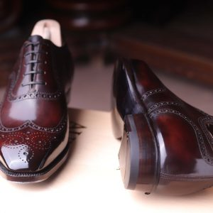1\A – Lucius Handwelted Patina service